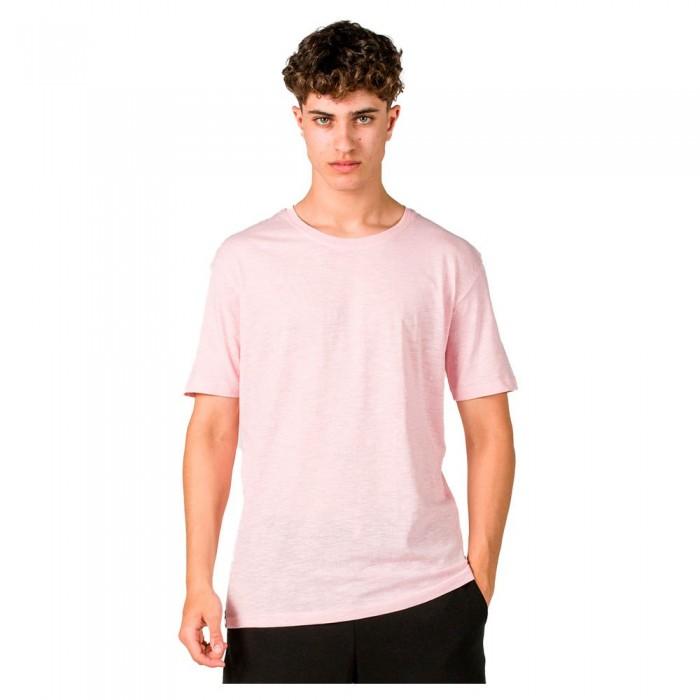 [해외]GSA Organic Cotton Crew Neck Short Sleeve T-Shirt 7138192715 Pink
