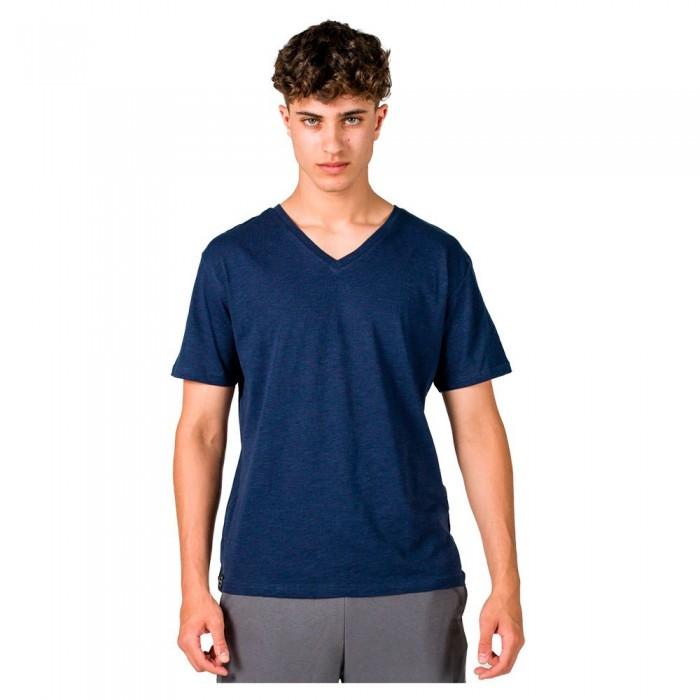 [해외]GSA Organic Cotton V Neck Short Sleeve T-Shirt 7138192719 Ink