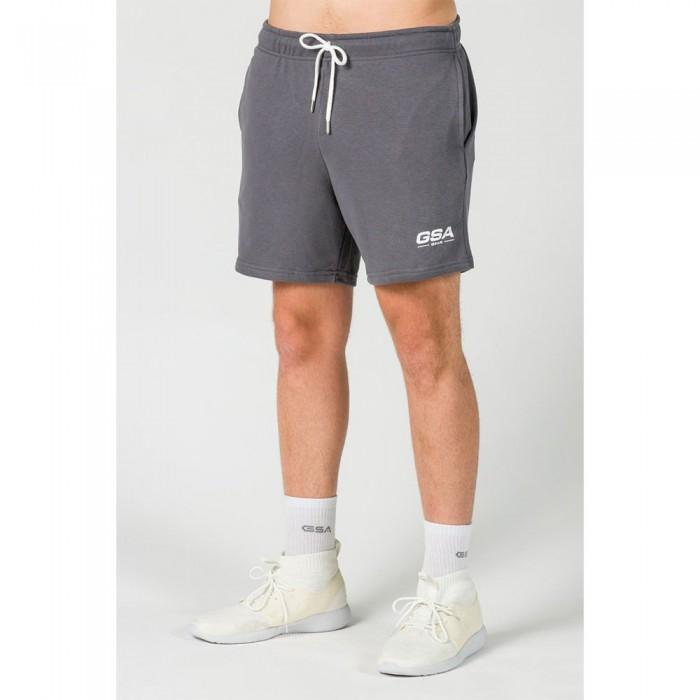 [해외]GSA OrganicPlus+ Cotton Gear 3/4 Shorts 7138192727 Charcoal