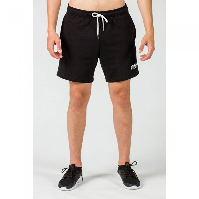 [해외]GSA OrganicPlus+ Cotton Gear 3/4 Shorts 7138192729 Jet Black