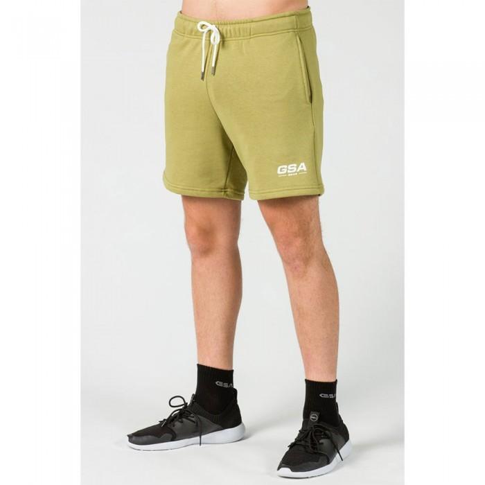 [해외]GSA OrganicPlus+ Cotton Gear 3/4 Shorts 7138192730 Khaki