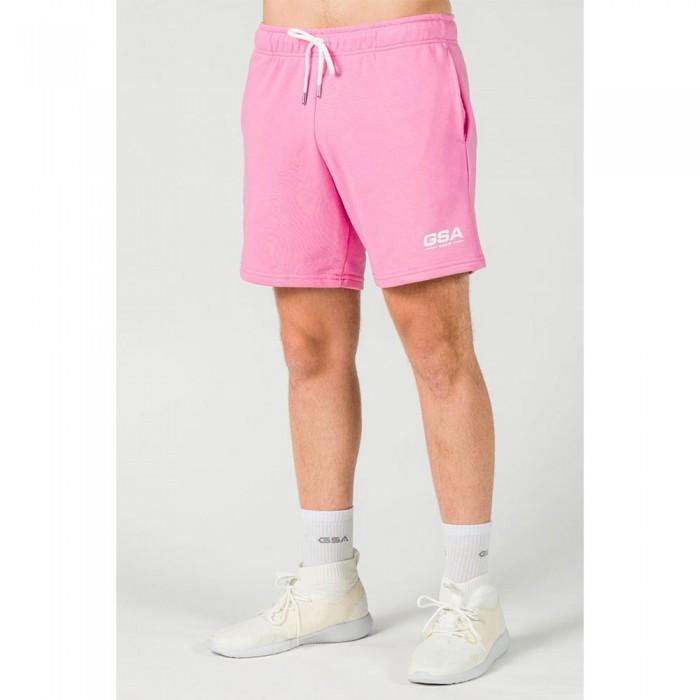[해외]GSA OrganicPlus+ Cotton Gear 3/4 Shorts 7138192732 Pink