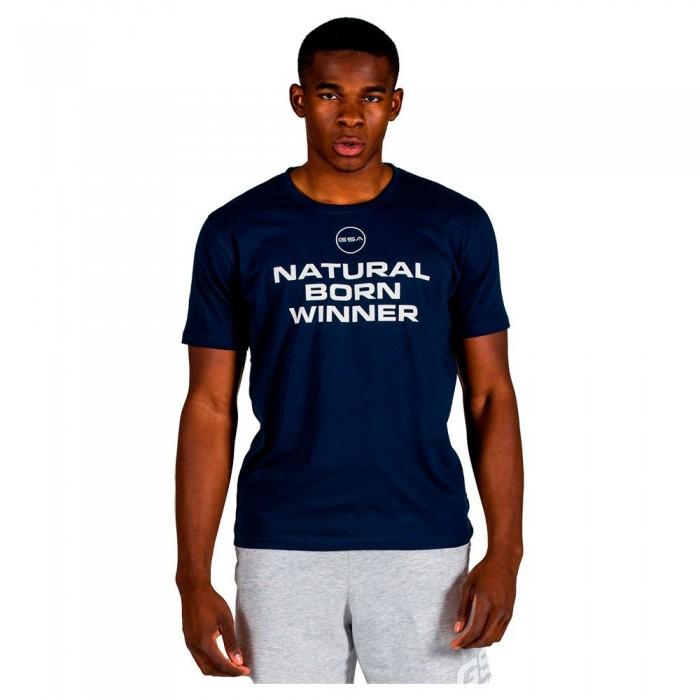 [해외]GSA OrganicPlus+ Cotton Printed Short Sleeve T-Shirt 7138192736 Ink