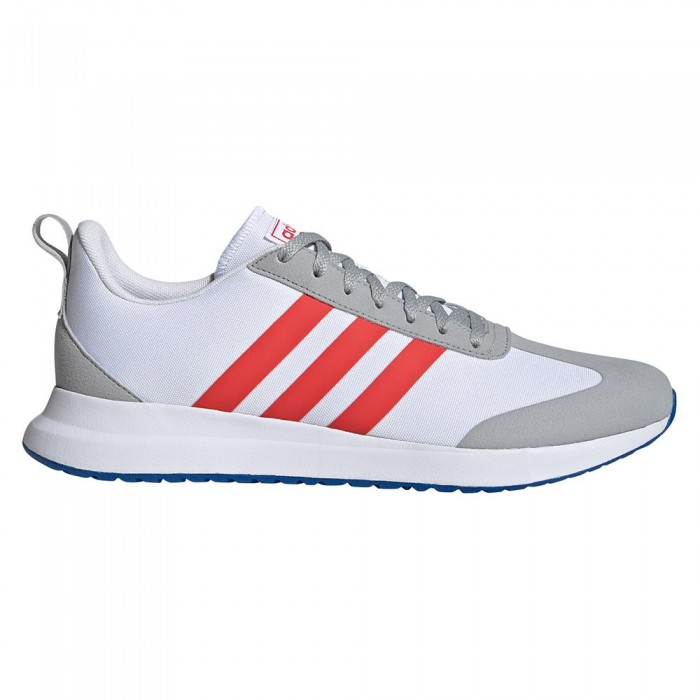 [해외]아디다스 Run 60s Running Shoes 6137210198 Ftwr White / Active Red / Blue