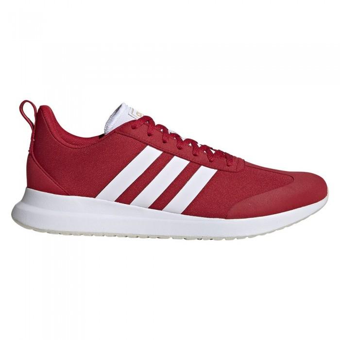 [해외]아디다스 Run 60s Running Shoes 6137210199 Active Maroon / Ftwr White / Raw White