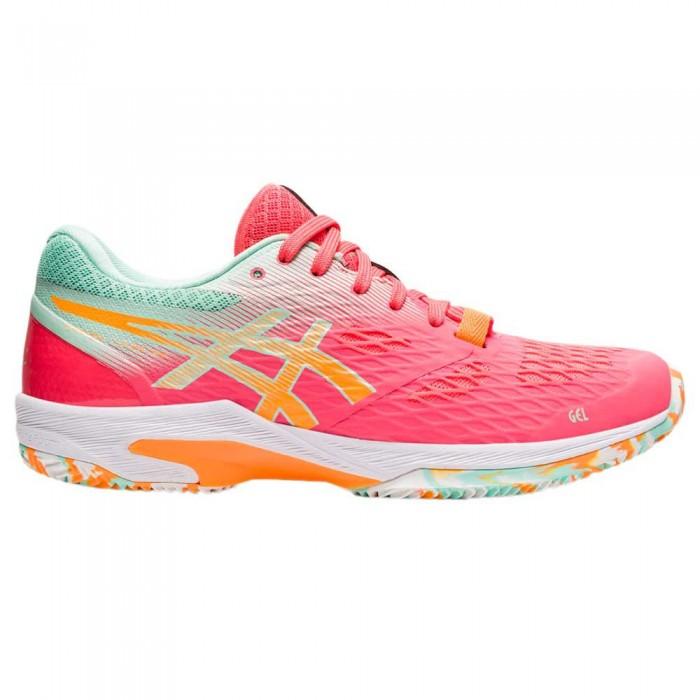 [해외]아식스 Lima FF Shoes 12138131669 Blazing Coral / Orange Pop