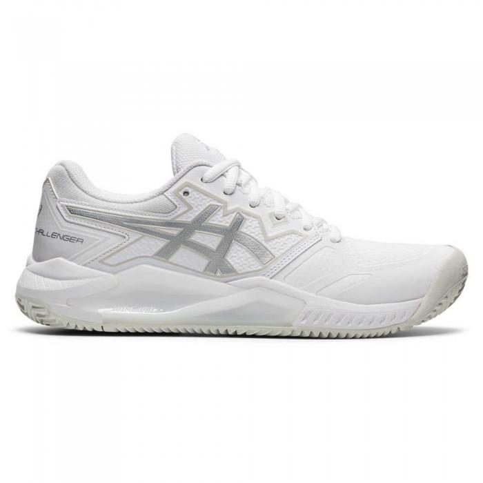 [해외]아식스 Gel-Challenger 13 Shoes 12138131845 White / Pure Silver