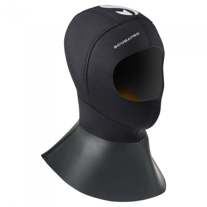 [해외]스쿠바프로 Everflex Bibbed Hood 6/5 mm 10135899975 Black