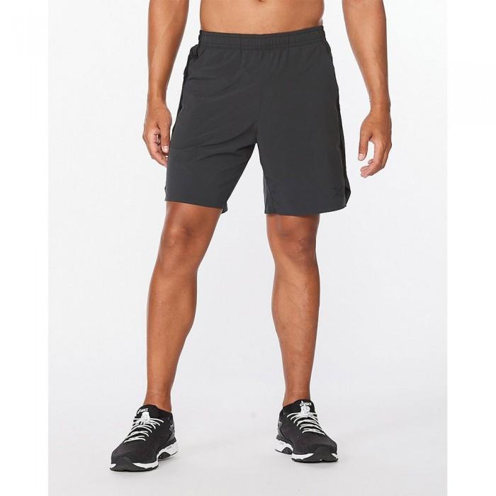 [해외]2XU Motion 8´´ Shorts 6138230926 Black
