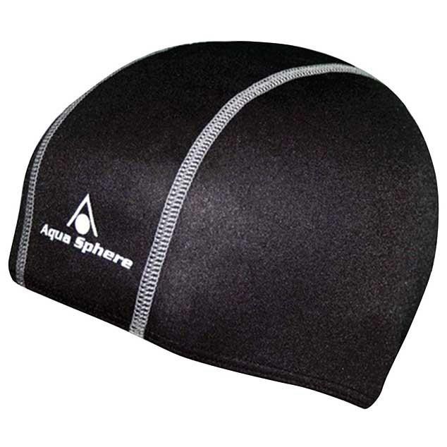 [해외]아쿠아스피어 Easy Swimming Cap 6137074928 Black
