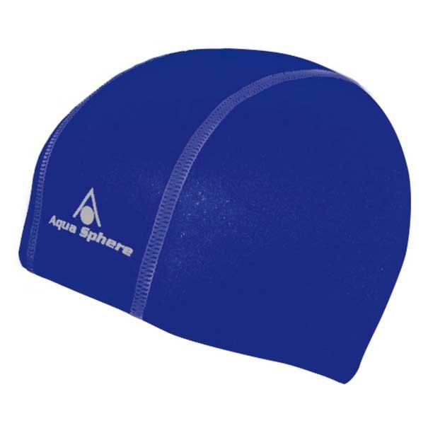 [해외]아쿠아스피어 Easy Swimming Cap 6137074930 Blue