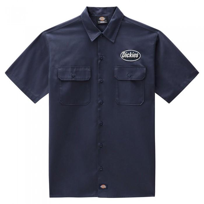 [해외]DICKIES Saxman Shirt 14138164713 Navy Blue