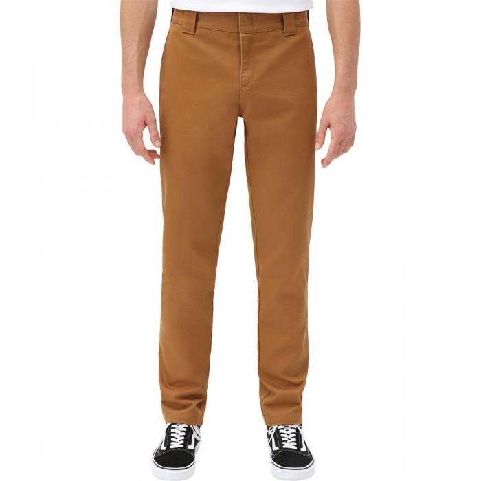 [해외]DICKIES 872 Slim Work Pants 14138164798 Brown Duck