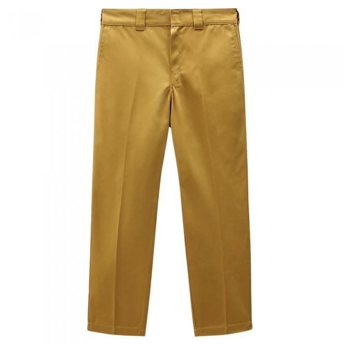 [해외]DICKIES 873 Slim Straight Work Pants 14138164803 Bronze Mist