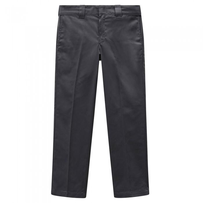 [해외]DICKIES 873 Slim Straight Work Pants 14138164806 Charcoal Grey