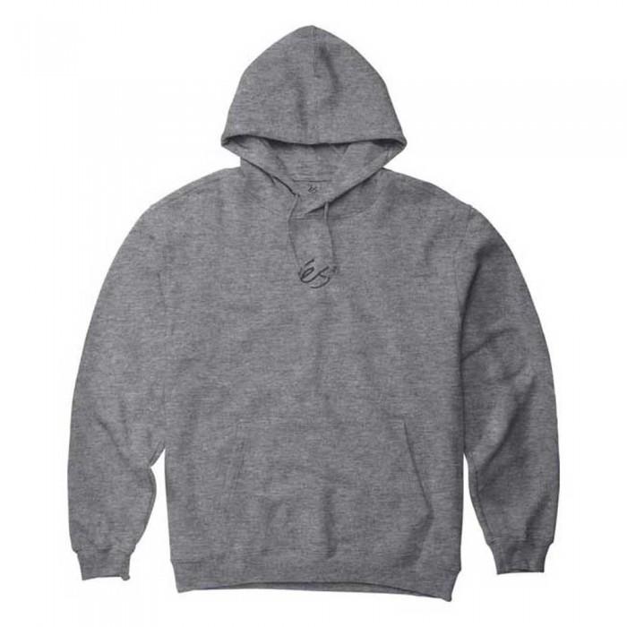 [해외]ES Mini Script Half Zip Hoodie 14138166168 Grey / Heather