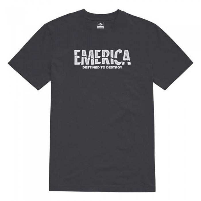 [해외]이메리카 Psycho Short Sleeve T-Shirt 14138166235 Black