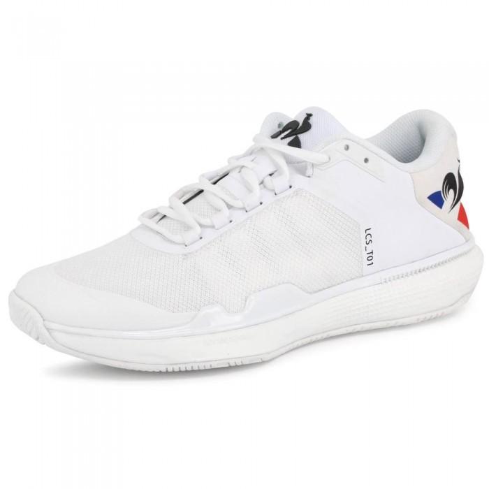 [해외]르꼬끄 LCS_T01 Clay Shoes 12137624250 Optical White