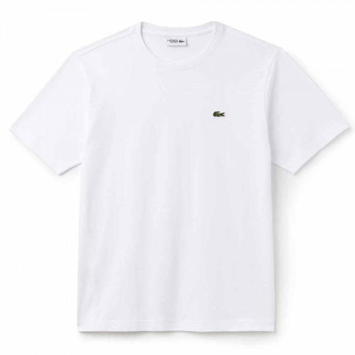 [해외]라코스테 TH7418 Short Sleeve T-Shirt 12136785054 White