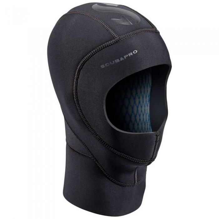 [해외]스쿠바프로 Novascot Everdry Hood 6/4 mm 10137989056 Black