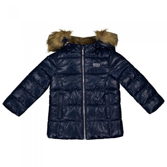 [해외]리바이스 ? KIDS Fur Coat 15138145841 Peacoat