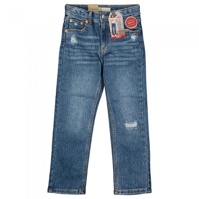 [해외]리바이스 ? KIDS Loose Pants 15138145892 Indigo Avenue