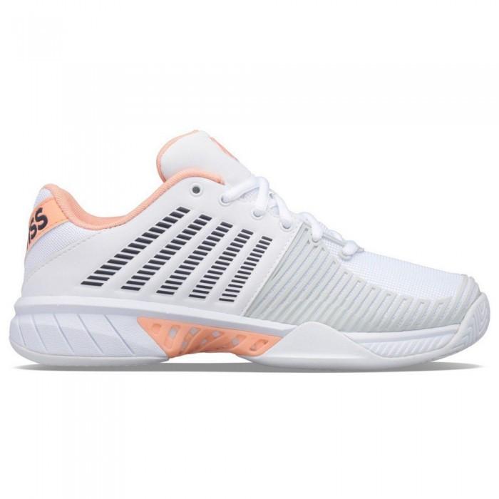 [해외]케이스위스 Express Light 2 Shoes 12137916008 White / Peach / Greystone