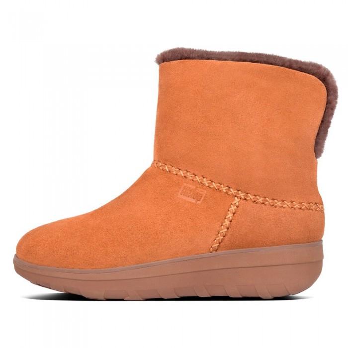 [해외]핏플랍 Mukluk Shorty III Boots Chestnut