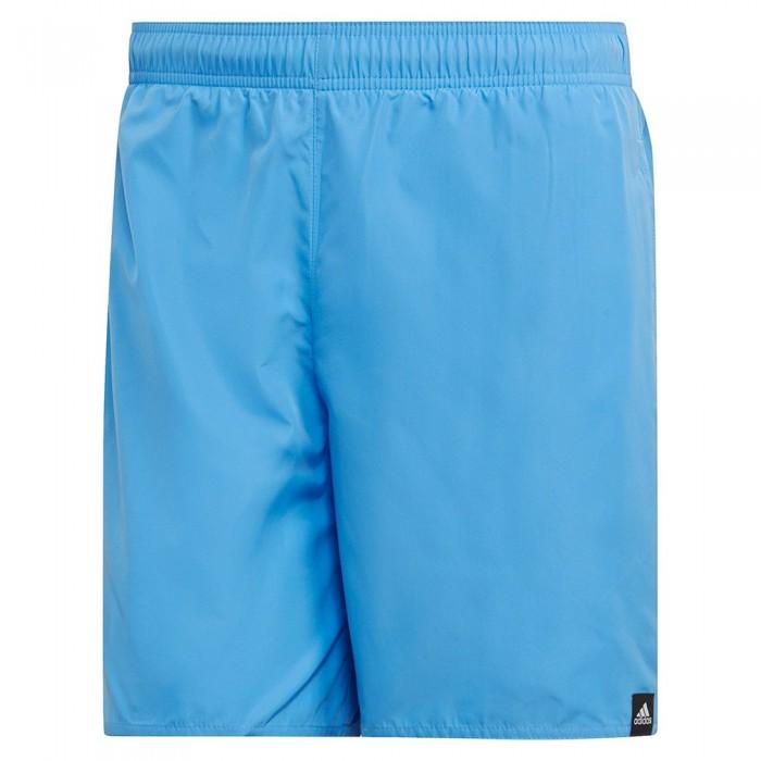 [해외]아디다스 Solid Swimming Shorts 6137217275 Real Blue