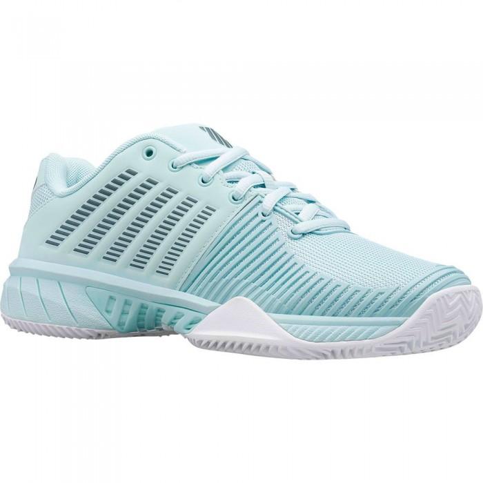 [해외]케이스위스 Express Light 2 HB Clay Shoes 12138118719 Icy Morn / Stormy Weather / White