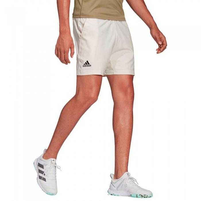 [해외]아디다스 Ergo PB Shorts 12138109919 Wonder White