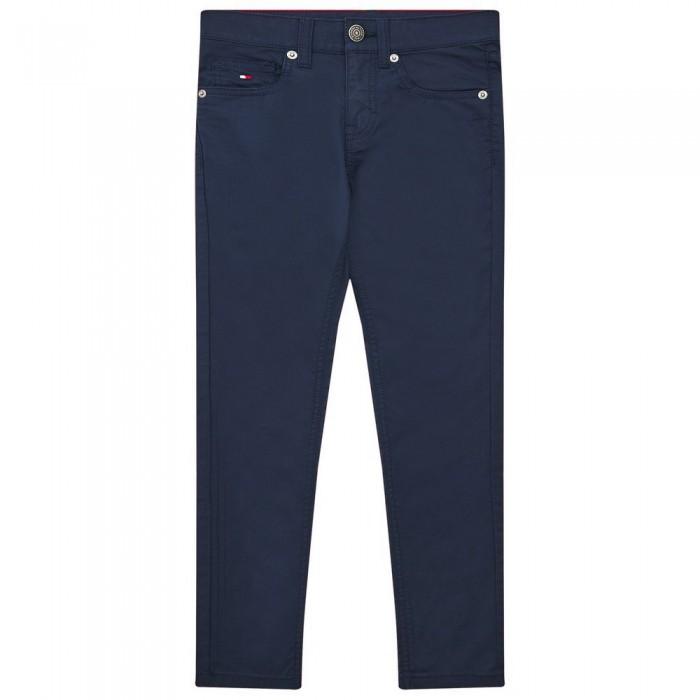 [해외]타미힐피거 KIDS Iberia Scanton Slim Pants 15138054597 Twilight Navy
