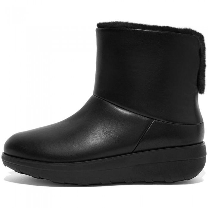 [해외]핏플랍 Mukluk Shorty III WP Boots Black