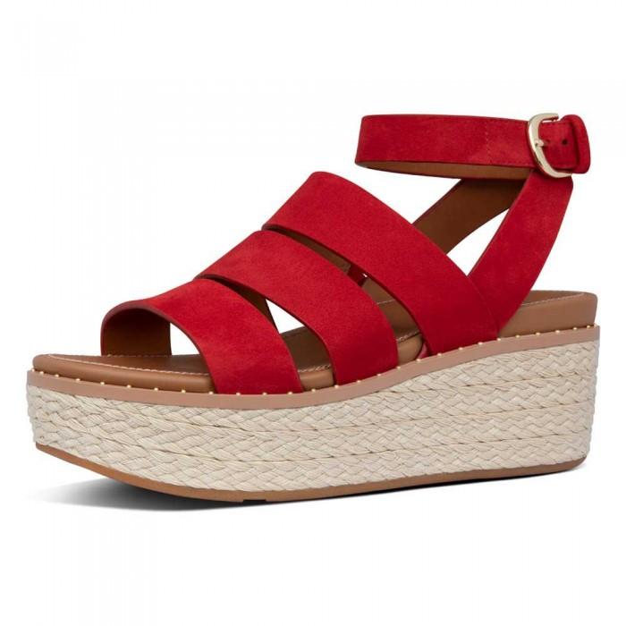 [해외]핏플랍 Eloise Sandals Refurbished Red