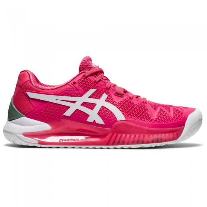 [해외]아식스 Gel Resolution 8 Shoes 12137914561 Pink Cameo / White