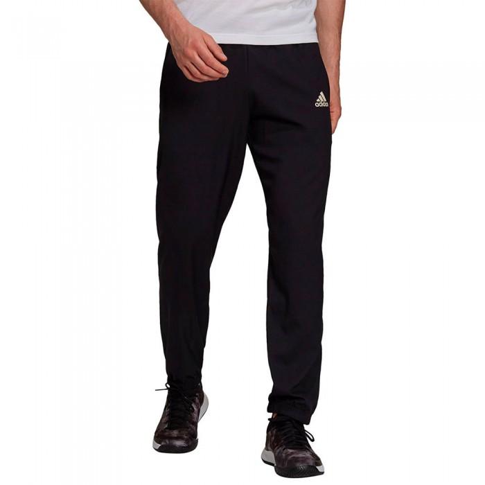 [해외]아디다스 Woven Pants 12138108541 Black / White