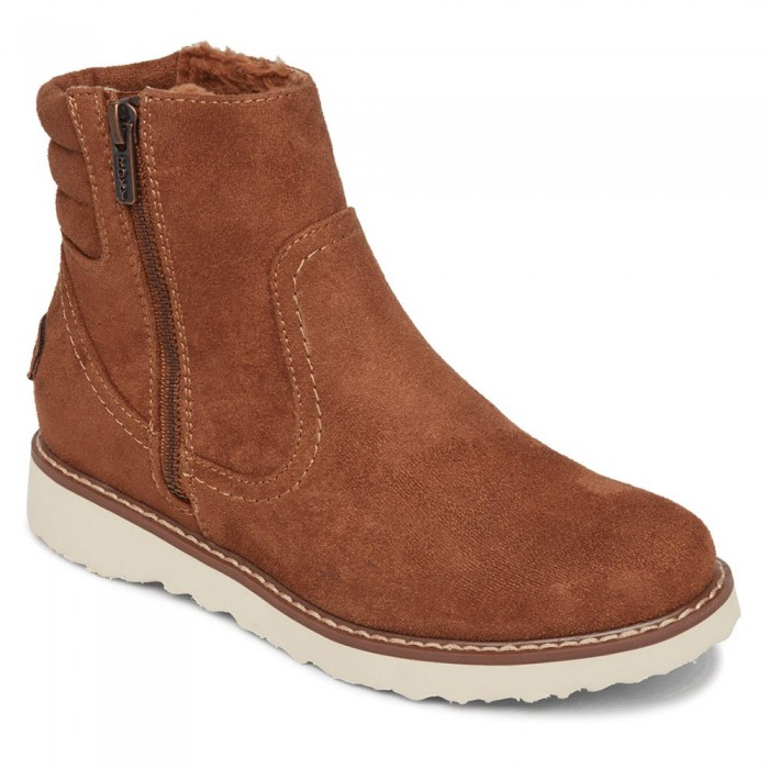 [해외]록시 Jovie Fur Boots 14137588910 Tan