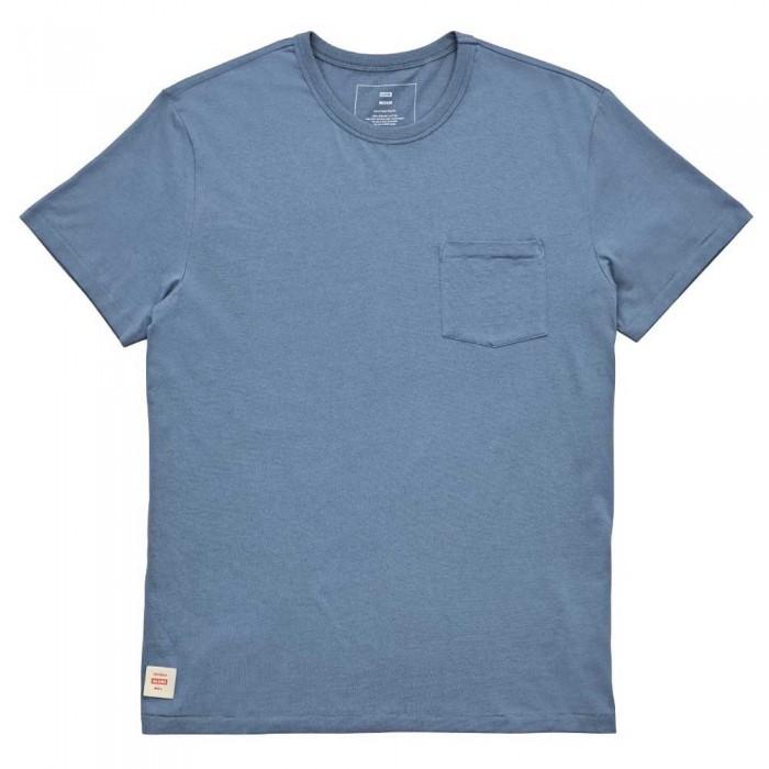 [해외]글로브 Every Damn Day Short Sleeve T-Shirt 14138124511 Slate Blue