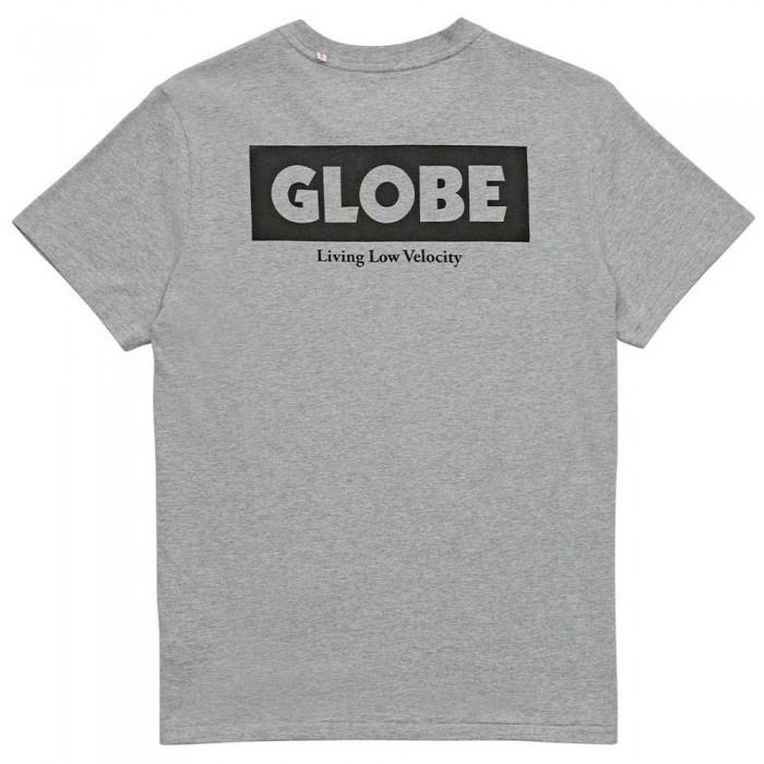 [해외]글로브 Living Low Velocity Short Sleeve T-Shirt 14138124513 Grey Marle