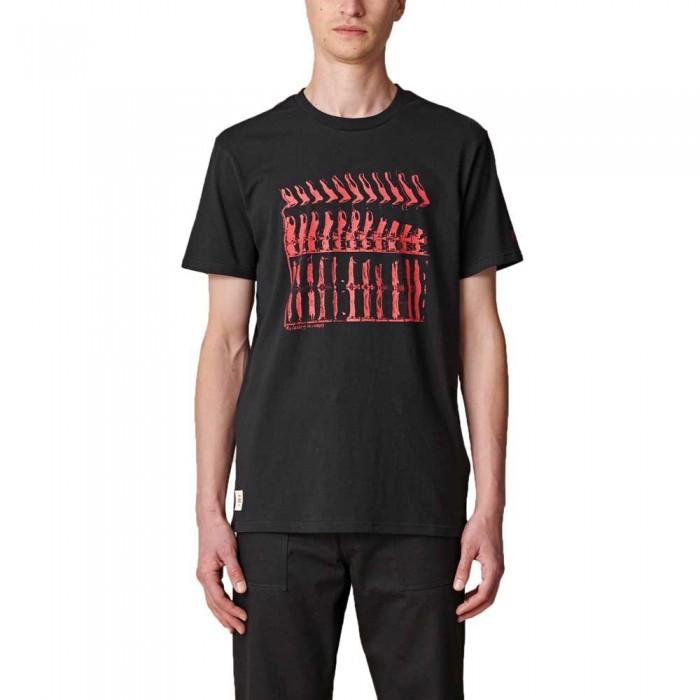 [해외]글로브 Refuse Dancer Short Sleeve T-Shirt 14138124515 Black