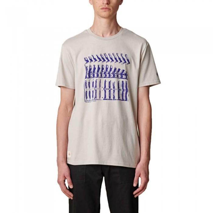 [해외]글로브 Refuse Dancer Short Sleeve T-Shirt 14138124516 Mushroom
