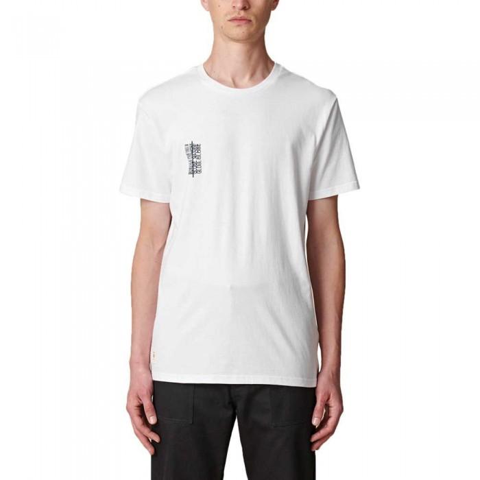 [해외]글로브 Refuse Bubblegum Short Sleeve T-Shirt 14138124518 White