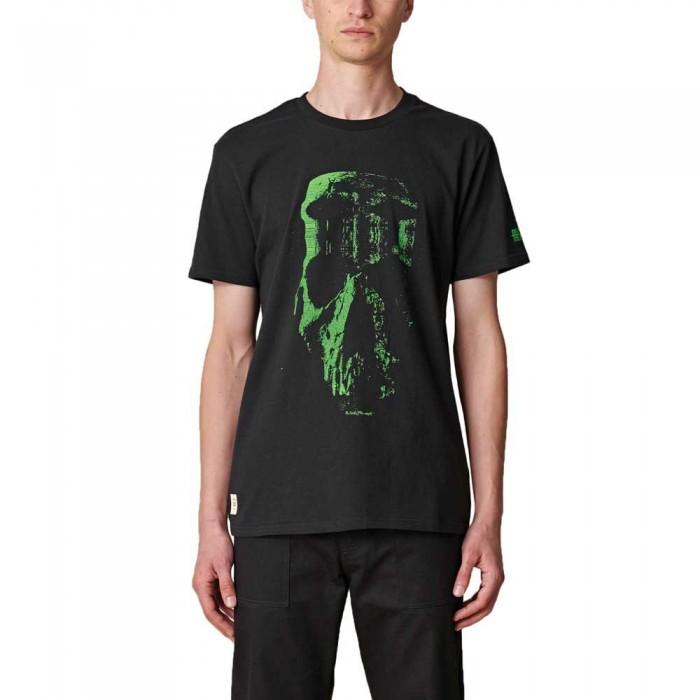 [해외]글로브 Refuse Skull Short Sleeve T-Shirt 14138124519 Black