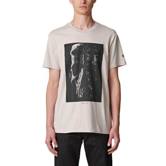 [해외]글로브 Refuse Skull Short Sleeve T-Shirt 14138124520 Mushroom