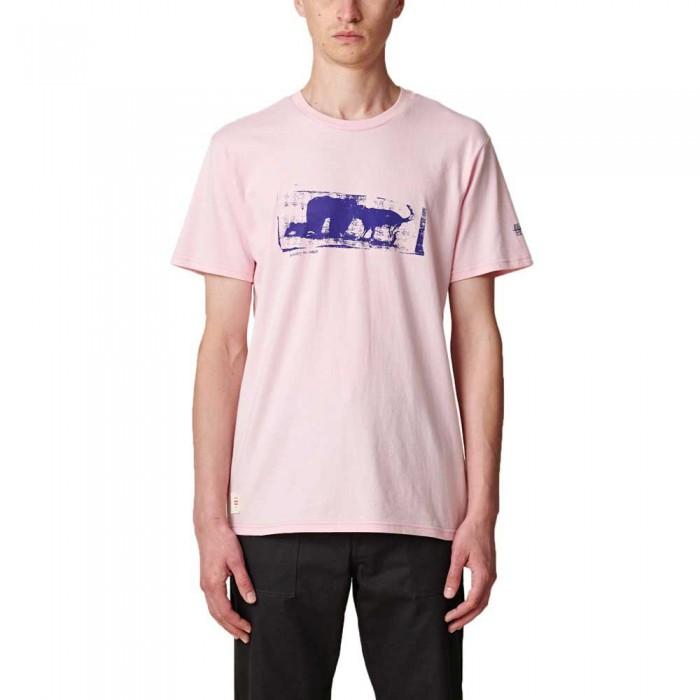 [해외]글로브 Refuse To Comply Short Sleeve T-Shirt 14138124521 Pink