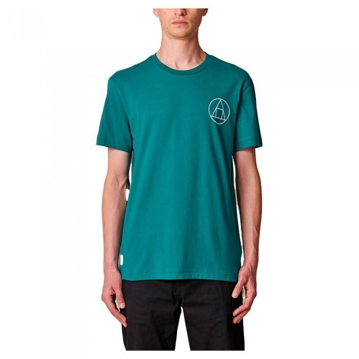 [해외]글로브 Infinity Stack Short Sleeve T-Shirt 14138124523 Deep Lake