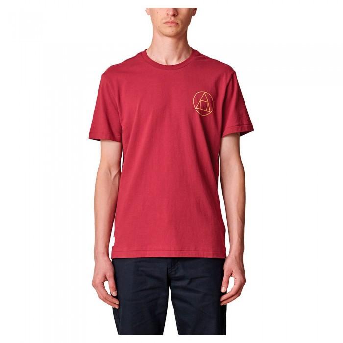 [해외]글로브 Infinity Stack Short Sleeve T-Shirt 14138124524 Rhubarb