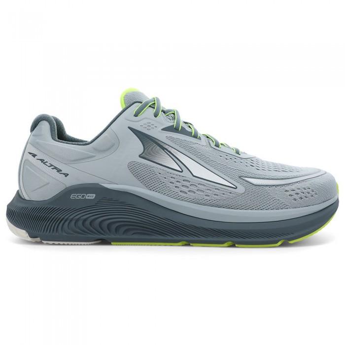 [해외]ALTRA Paradigm 6 Running Shoes 6138058830 Grey / Lime