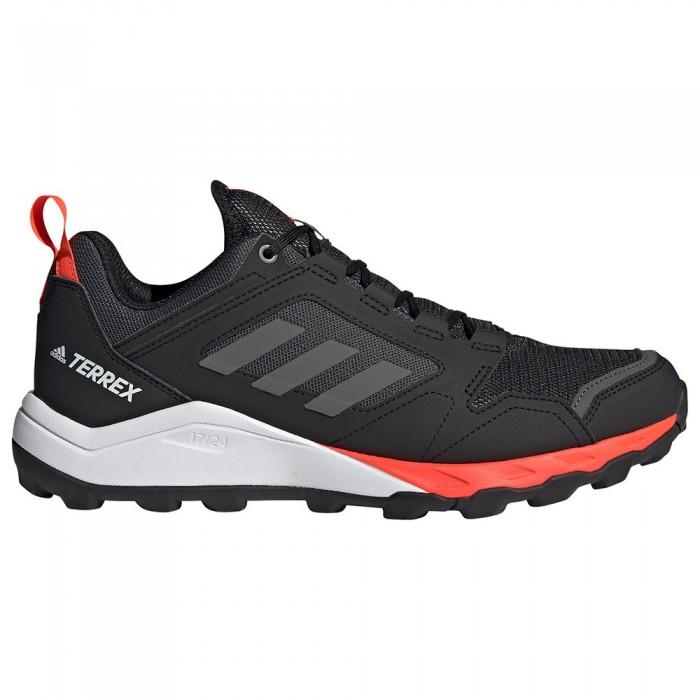 [해외]아디다스 테렉스 Agravic Trail Running Shoes 6138103830 Grey Six / Grey Four / Core Black