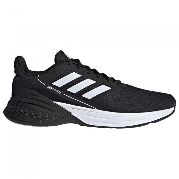 [해외]아디다스 Response SR Running Shoes 6138104086 Core Black / Ftwr White / Core Black